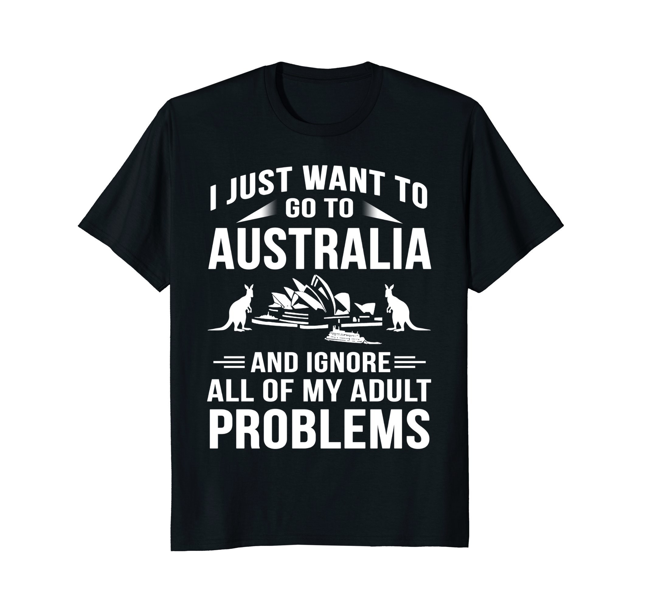 Australia is calling is my therapy funny travel gift
