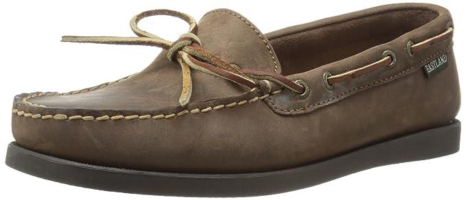 Eastland Yarmouth Mujer Castaño claro Piel Mocasines Zapatos Nuevo EU 39: Amazon.es: Ropa y accesorios