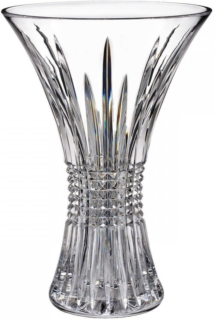 Waterford Lismore Diamond 14 Vase