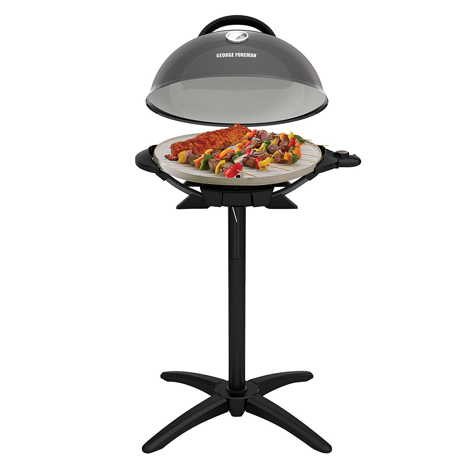 Amazon.com: George Foreman GFO3320GM Indoor/Outdoor Gun ...