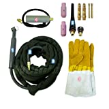 WeldingCity TIG Welding Torch WP-26F-12R