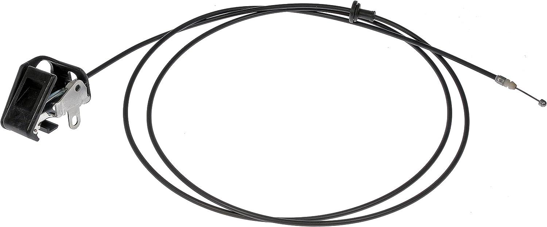 Hood Release Cable Dorman 912-208 fits 92-95 Honda Civic