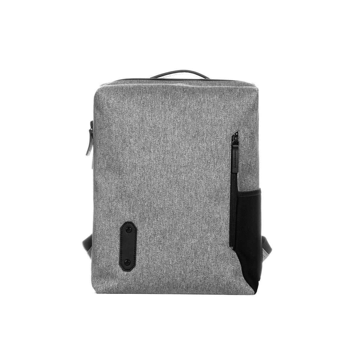 VENQUE (ヴェンク) バックパック リュックサック THE BOX - GREY 国内正規取扱店 1年間製品保証付き   B07F3TJ9LF
