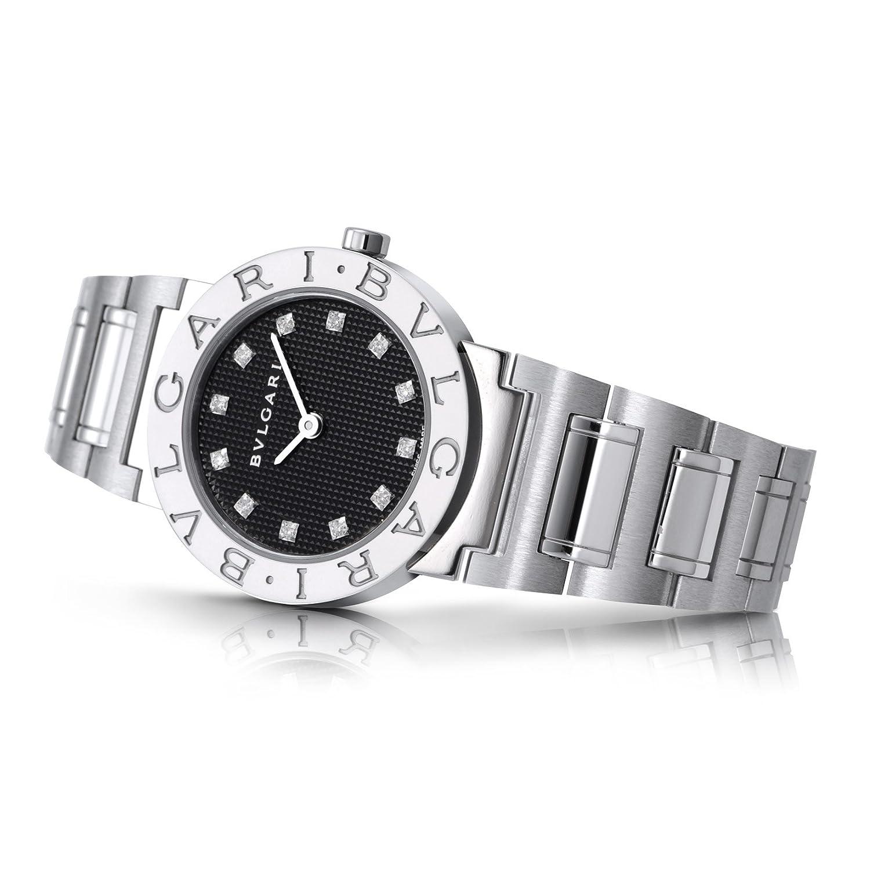 [ブルガリ]BVLGARI 腕時計 BB26BSS/12 ブルガリブルガリ ブラック レディース [並行輸入品]
