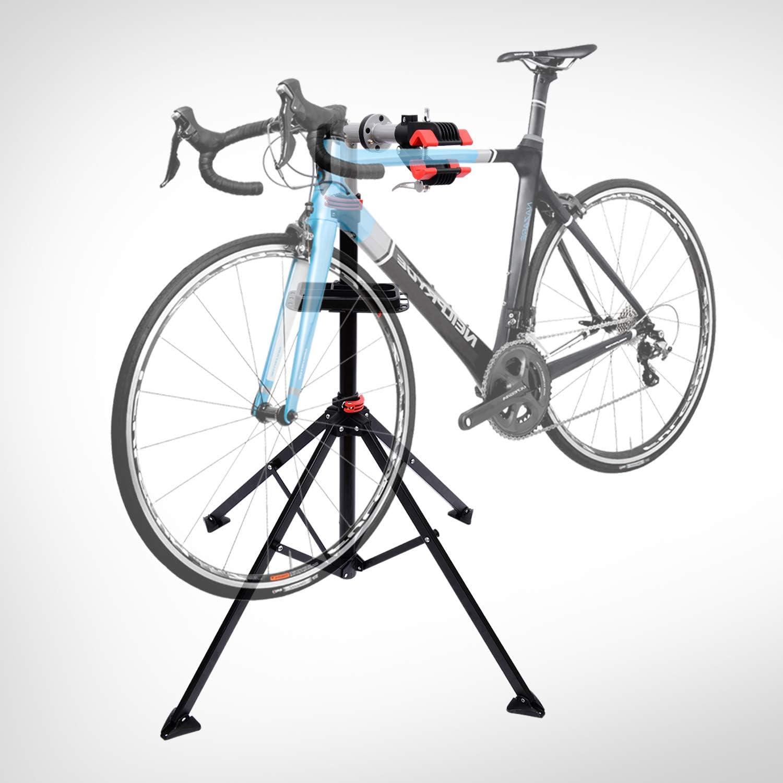 HOMCOM - Soporte Plegable para reparación de Bicicletas ...