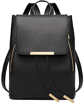 Coofit Women Girls Ladies Backpack Shoulder Bag Rucksack Leather ...