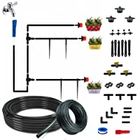 CINAGRO - Drip Irrigation Garden Watering 10 Plants Drip Kit