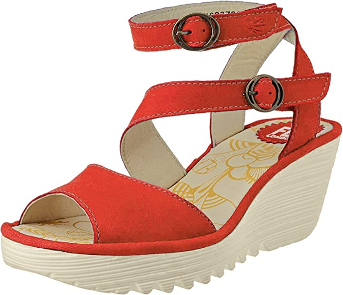 FLY London New Women's Yisk837Fly Wedge