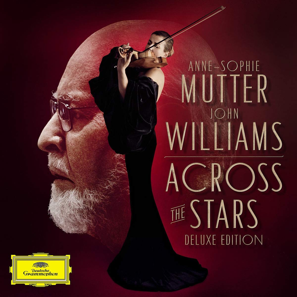 Across the Stars [CD/DVD][Deluxe] by Deutsche Grammophon