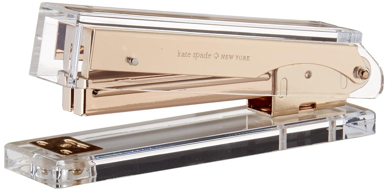 kate spade new york Acrylic Stapler, Gold 145030