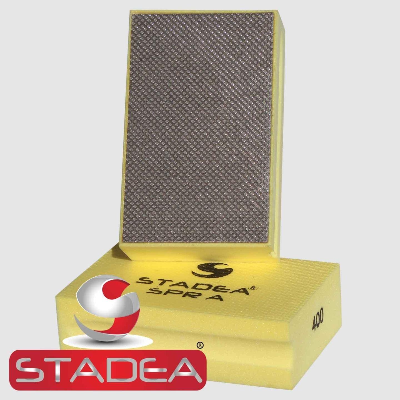 Stadea HPW109K Diamond Hand Polishing Pads - Marble Glass Concrete Stone Terazzo Polishing, 7 Pads Set by STADEA (Image #5)