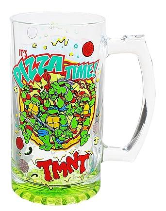teenage mutant ninja turtles 1 5l oversized beer mug amazon ca