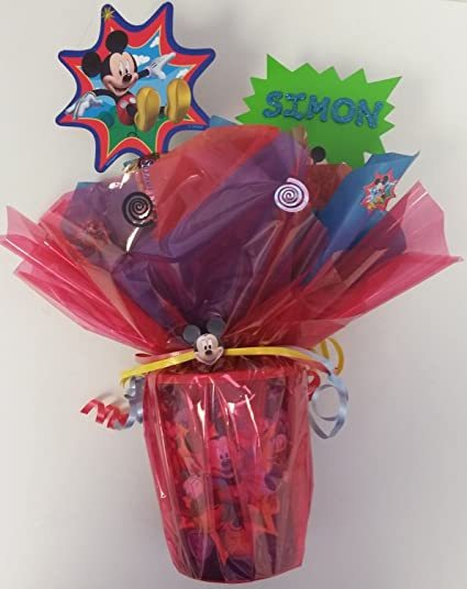 Mickey Mouse Pre Filled Party Bags Mickey Mouse Pre Filled Party Sweet Cup