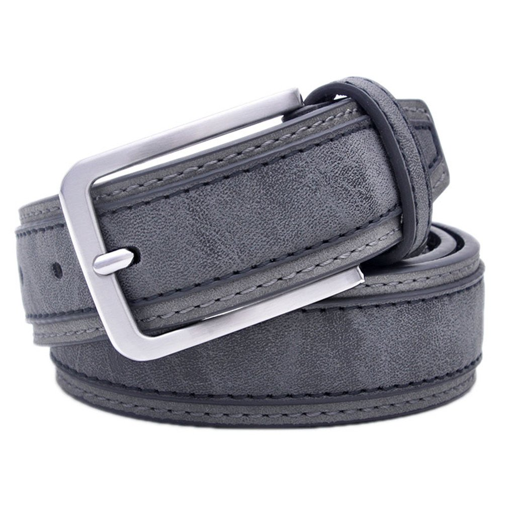 Casual Patchwork Men Belts Fashion Belt Trends Trousers With Three Color To Choose