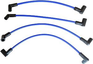 Plug Wire Set for Johnson Evinrude 90 &115 Hp 4 Cyl Compare to 18-8839 9-28092