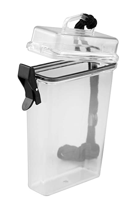 Amazoncom SE WP694 Waterproof Storage Container with Lanyard Home