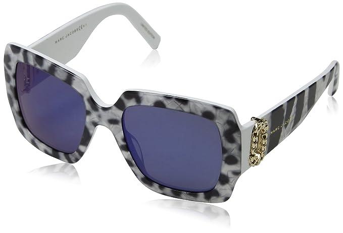 Marc Jacobs Marc 179/S/R XT ZR8 53 Gafas de sol, Blanco ...