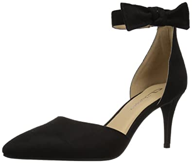 Chinese Laundry Womens Area Black Suede - Heels