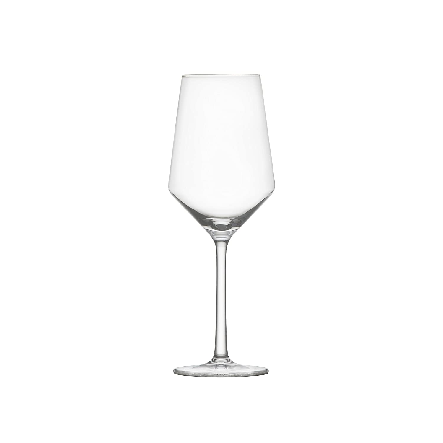 Schott Zwiesel Tritan Crystal Glass Stemware Pure Collection Bordeaux Red Wine Glass, 23-Ounce, Set of 2 0026.112942