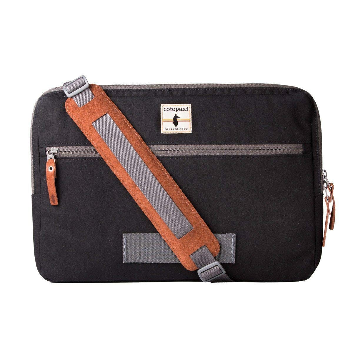 9ad9bf47f2 Amazon.com  Cotopaxi Boin Laptop Sleeve - Black  Computers   Accessories