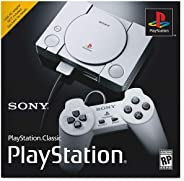 PlayStation Classic (Renewed)