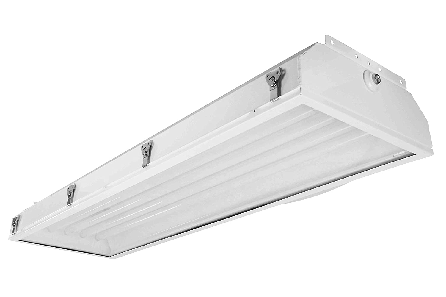 Hazardous area fluorescent light class 1 div 2 groups a b c and d and class 2 div 2 f g 4 4l t12ho pendant commercial bay lighting amazon com