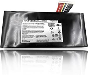 SUNNEAR Replacement Laptop Battery 11.1V 7500mAh 83.25wh 9cells for MSI BTY-L77 MSI GT72 2QD GT72S 6QF GT80 2QE Series WT72 MS-1781 MS-1783 2PE-022CN 2QD-1019XCN 2QD-292XCN Series Notebook