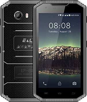 Smartphone Android 6.0 Rugged Mobile Phone Impermeable IP68 Dual ...