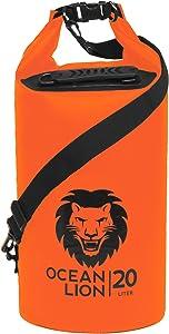 Adventure Lion Premium Waterproof Dry Bags: