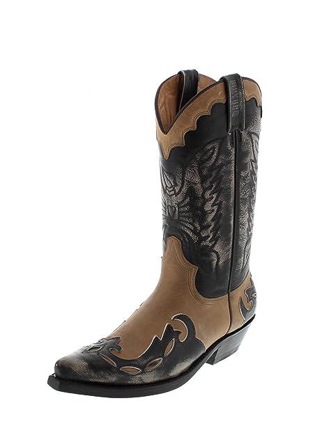 Mayura Boots 1927 - Botas De Vaquero de cuero unisex: Amazon.es: Zapatos y complementos
