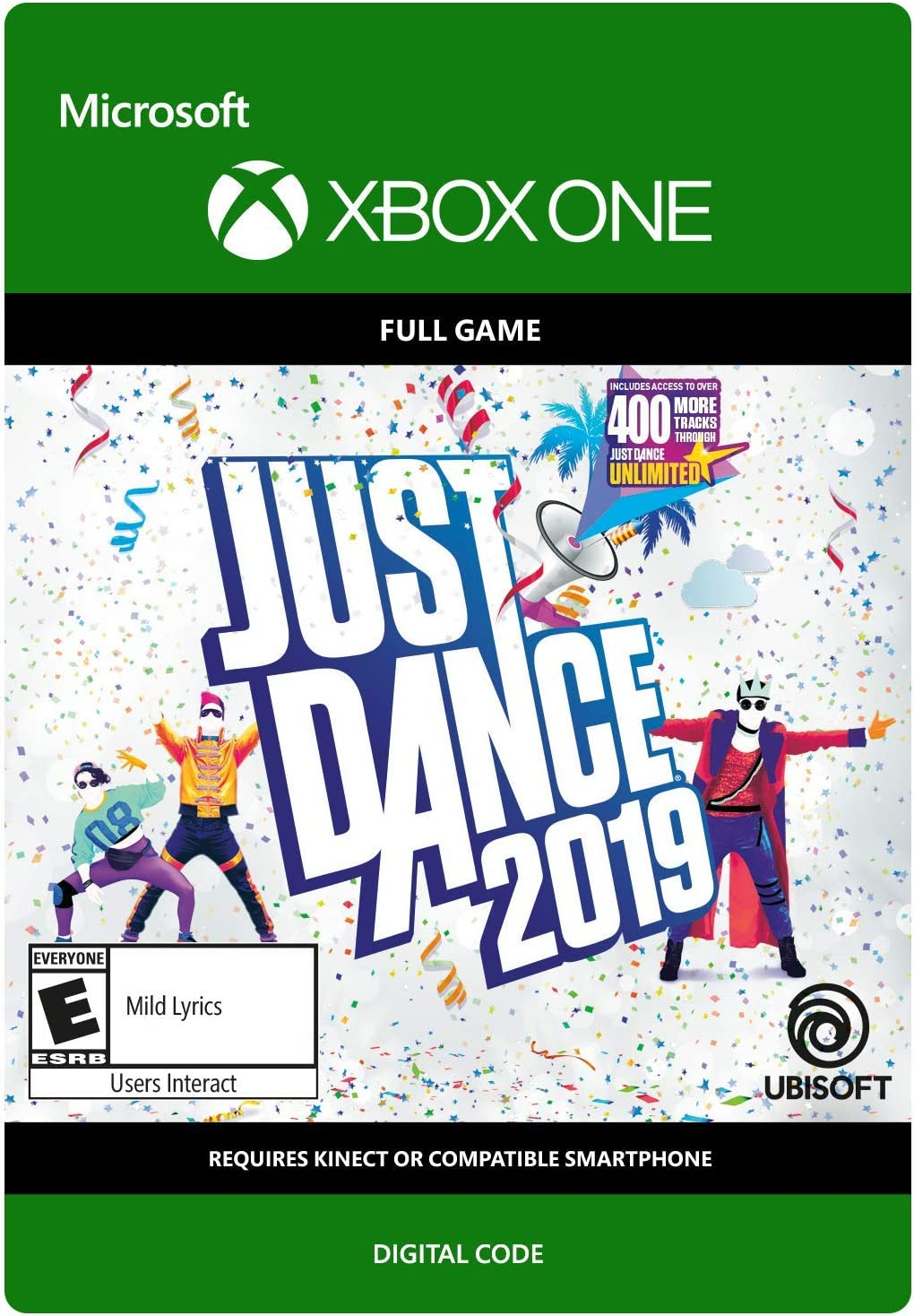 Amazon com: Just Dance 2019 - Xbox One [Digital Code]: Video