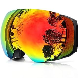 Zionor X4 Ski Snowboard Goggles