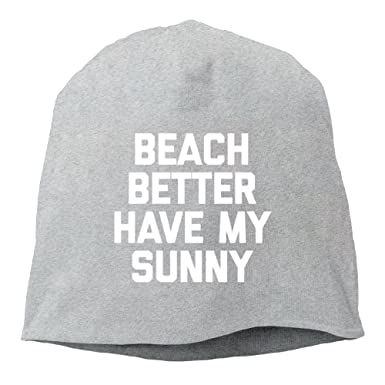 Amazon Beach Better Have My Sunny New Winter Hats Knitted Twist