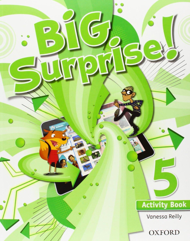 Big Surprise! 5. Activity Book+ Study Skills Booklet - 9780194516242: Amazon.es: Reilly, Vanessa: Libros