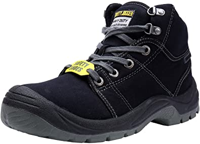 6f0761fc1d3 LARNMERN Work Boots for Men, LM-861202 S1P SRC Lightweight Breathable  Composite Toe Cap Safety Shoes Slip Resistant