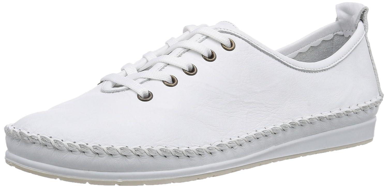 Andrea Conti 0027400 Damen Sneakers Weiß (Weiß 001)