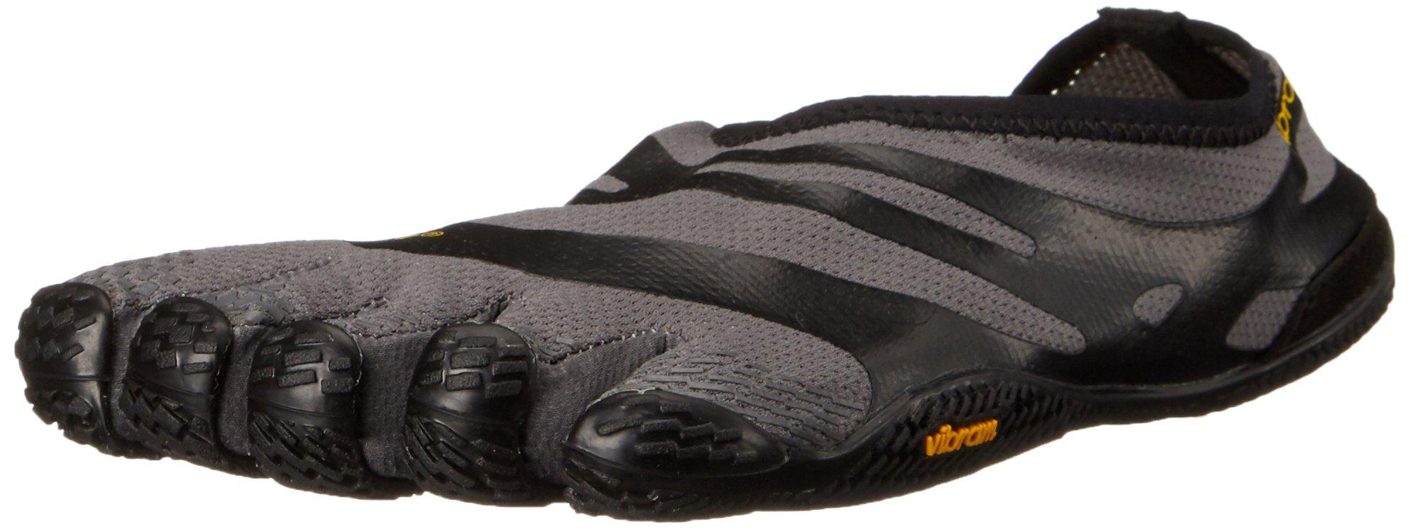 Vibram Men's EL-X Cross Training Shoe, Grey/Black, 44 EU/10.5-11 M US