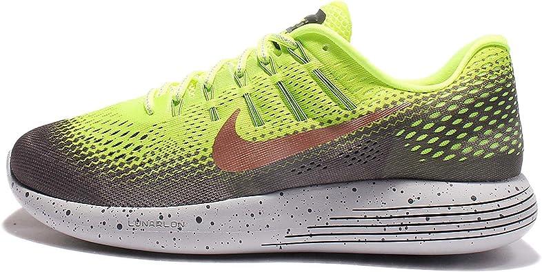 Nike lunarglide 8 Shield | Nike | lunarglide 8 Shield | Grau