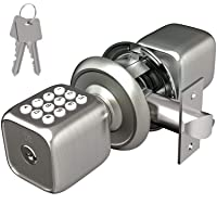 Deals on TURBOLOCK TL-111 Digital Door Lock w/Keypad
