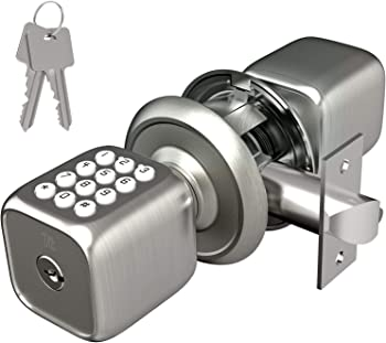 Turbolock Digital Keypad Door Lock
