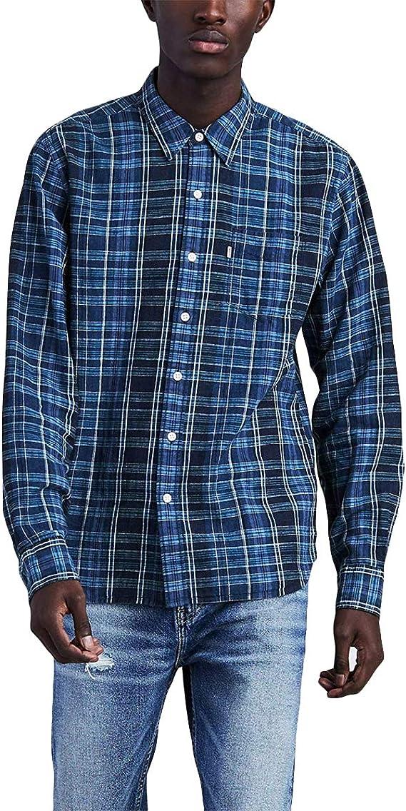 Levis 0367 - Camisa informal para hombre (1 bolsillo), color ...