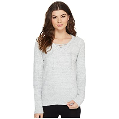 P.J. Salvage Womens Feather Touch Sweatshirt