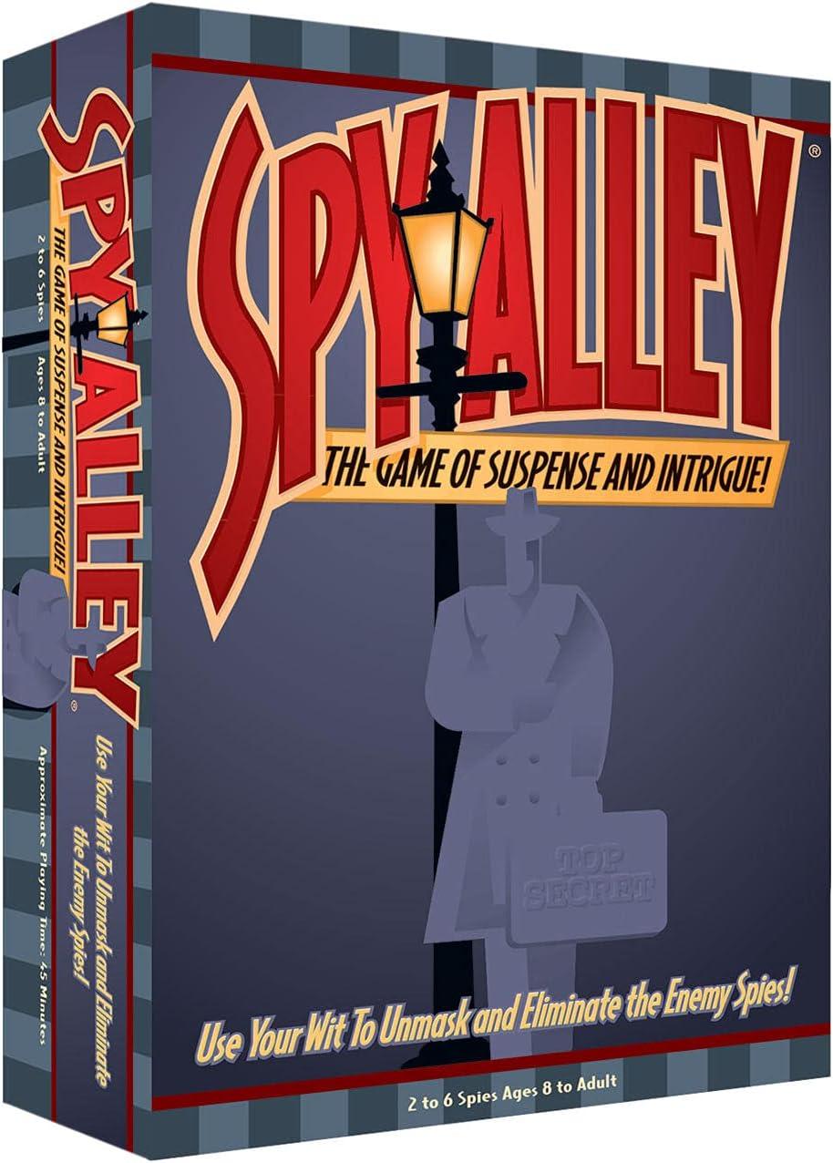 Spy Alley Mensa/