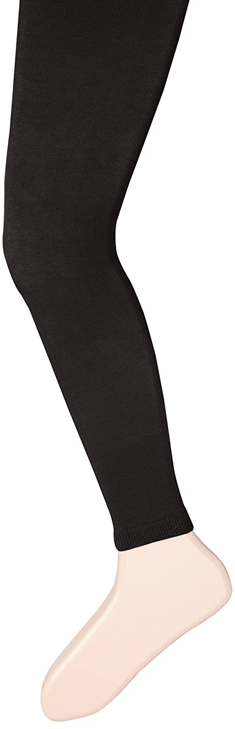Country Kids Girls Footless Organic Cotton Tights