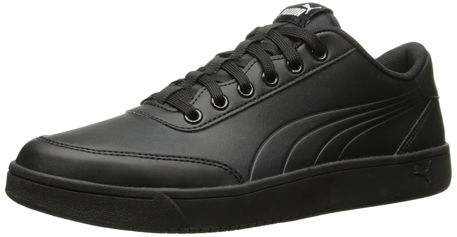 | PUMA Men's Court Breaker L Mono Sneaker