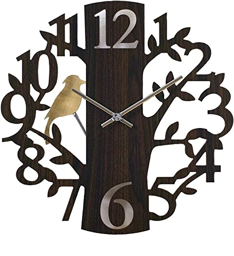 SPICE OF LIFE Edge Pendulum Wall Clock