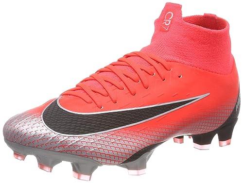 VI Superfly Mercurial CR7 Fußball Schuhe Herren PRO Nike rot