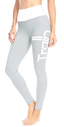 7f5b550636 Queenie Ke Women Yoga Leggings Peach Hip Pants Workout Running Prints Tights:  Amazon.co.uk: Clothing