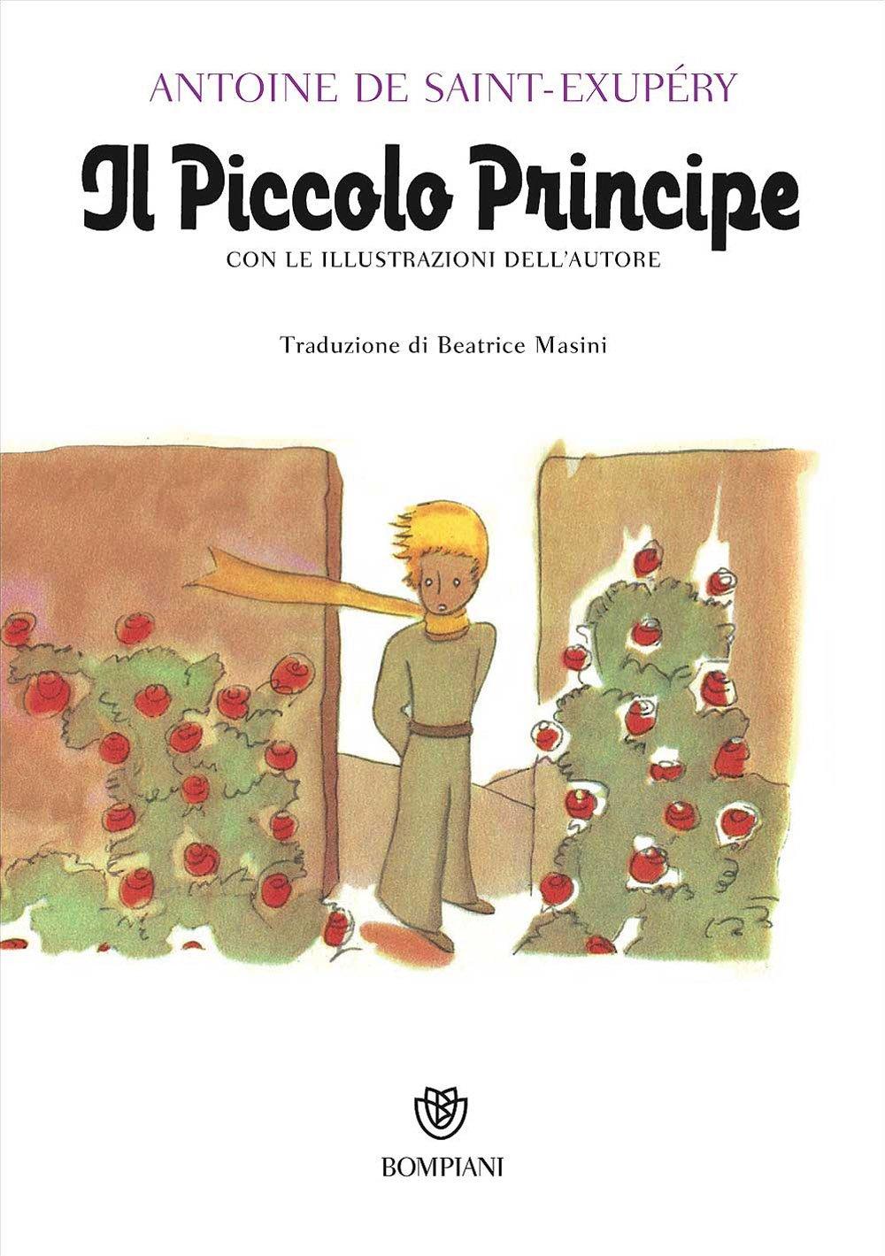 Amazon.com: Il Piccolo Principe (Italian Edition ...