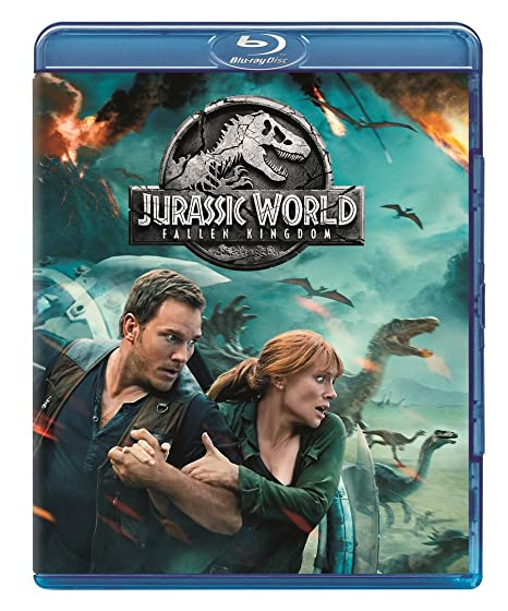 Amazon in: Buy Jurassic World: Fallen Kingdom DVD, Blu-ray Online at